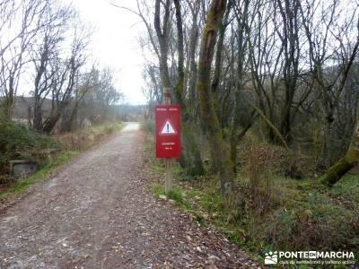 Ruta Turrón y Polvorón - Embalse Pinilla; parque natural en madrid ocio sierra madrid actividades
